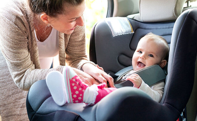 Child Safety Car Seats